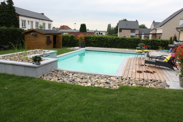 Stassen for Piscine paris sans chlore